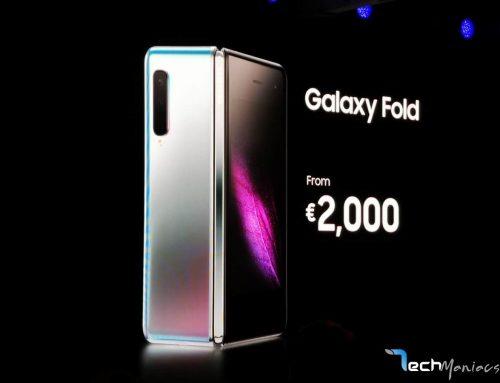 Ανακοινώθηκε επίσημα το Samsung Galaxy Fold: Το αναδιπλούμενο smartphone των 2.000 δολαρίων