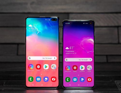 Ανακοινώθηκαν επίσημα τα Samsung Galaxy S10 και Galaxy S10 Plus