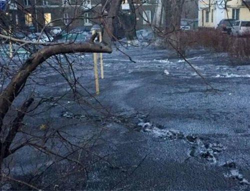 Εργοστάσιο κατηγορείται ότι προκάλεσε χιονοπτώσεις με… μαύρο χιόνι