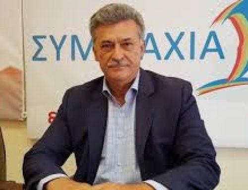 Β.Νανόπουλος: Εγώ θα είμαι ο νέος πρόεδρος της ΔΕΥΑΚ (video)