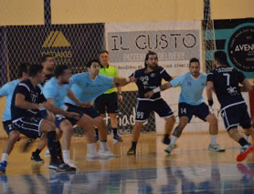 Handball:Με το φαβορί ανόδου το Σάββατο,ο ΠΟΣΕΙΔΩΝΑΣ Λουτρακίου