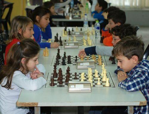 Μαθητικοί αγώνες Πρωταθλήματος Σκάκι στην Κόρινθο