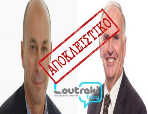 Πώς βρέθηκε ο Luke Comer στην προεκλογική συγκέντρωση του Δημάρχου κ. Γκιώνη