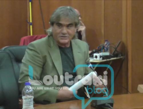 Δημότης: Mου χρωστούν λεφτά από τότε που ήταν αντιδήμαρχος ο Μουζάκης