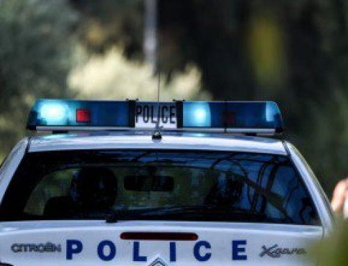 Συλλήψεις για ληστεία στην Κορινθία