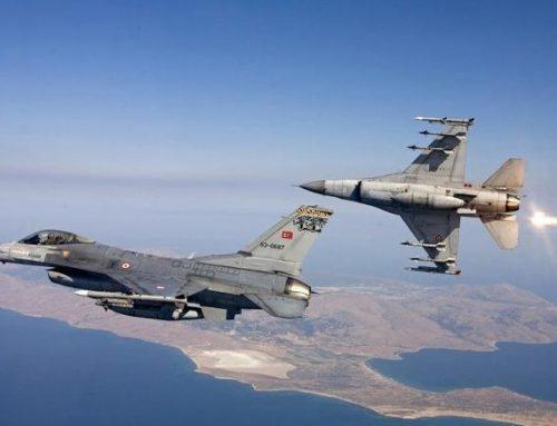 Προκαλεί εκ νέου η Άγκυρα: Αναγνωρίζουμε μόνο έξι μίλια ελληνικού εναέριου χώρου