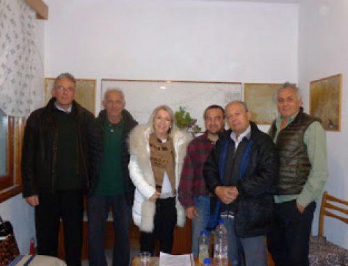 """Επίσκεψη της Δημοτικής Παράταξης """"Αλλάζουμε ΜΑΖΙ"""" στον Σχίνο"""