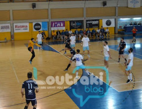 Handball:Σημαντικό παιχνίδι σήμερα για τον Ποσειδώνα Λουτρακίου