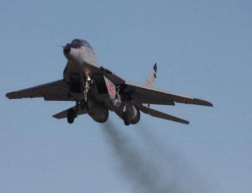 Πωλείται MiG-29 «ατρακάριστο» (εικόνες, βίντεο)