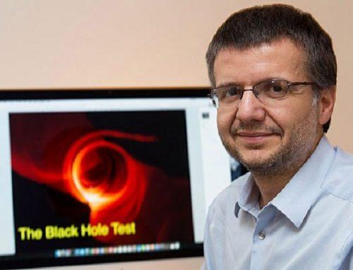 Ο Αστροφυσικός πίσω από την πρώτη ιστορική φωτογραφία μαύρης τρύπας