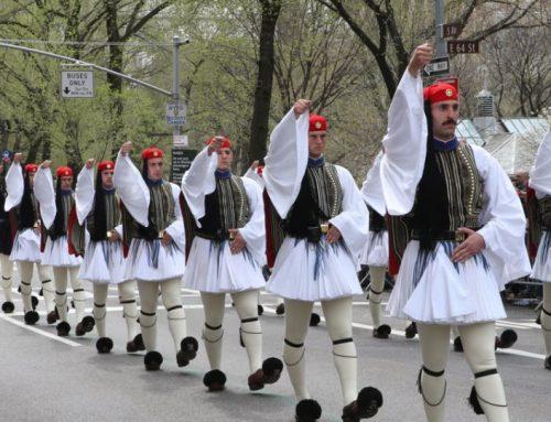 Νέα Υόρκη: Η παρέλαση της ομογένειας για την 25η Μαρτίου στην 5η Λεωφόρο – Δείτε φωτογραφίες