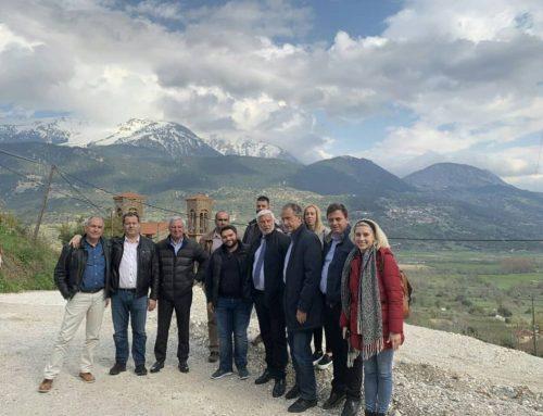 Από το Ξυλόκαστρο και την ορεινή Κορινθία απευθύνθηκε ο Πέτρος Τατούλης στους ελεύθερα σκεπτόμενους Κορίνθιους