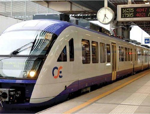 Τα επιτεύγματα της σιδηροδρομικής ιστορίας του Λουτρακίου και η σύνδεση με τον προαστιακό