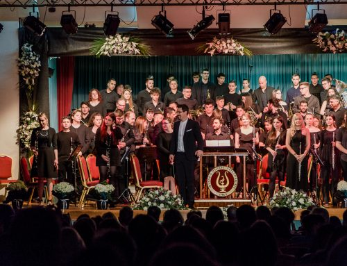 «Calde Lacrime»: Συγκλονιστική βραδιά απο την Φιλαρμονική Ορχήστρα Λουτρακίου! (Φώτο)