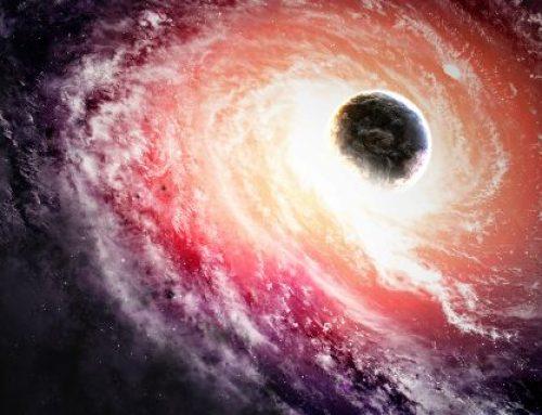 Στη δημοσιότητα η πρώτη πραγματική φωτογραφία μαύρης τρύπας