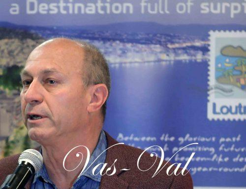 L.T.O. Η ομιλία του Δημάρχου Γιώργου Γκιώνη για τον τουρισμό