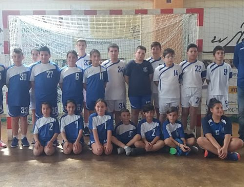 Handball: Φουλ δράση για τις ακαδημίες του Ποσειδώνα