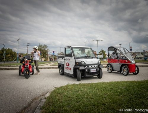 Τα πρώτα ηλεκτροκίνητα οχήματα για το κοινό από τον δήμο Τρικκαίων