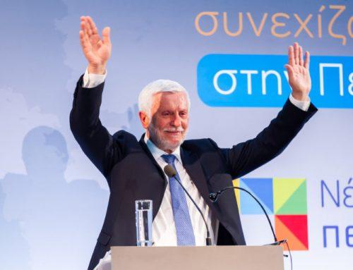 """Τατούλης: """"Δεν είναι απλά ρεβανσιστής, λαϊκιστής και ψεύτης ο Νίκας-Ετοιμάζεται colpo grosso με «πέτσινες» απαιτήσεις εργολάβων;"""""""