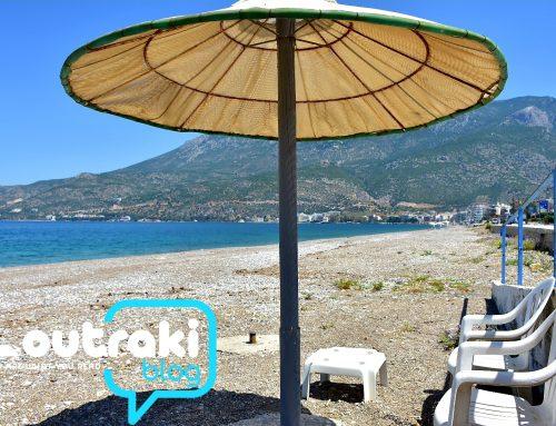 Λουτράκι: Περιμένοντας το καλοκαίρι (Φώτο)