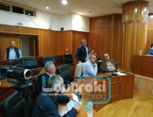 Λουτράκι: Αποχώρησε η παράταξη Λογοθέτη από το Δημοτικό Συμβούλιο