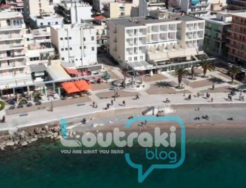 Ανακαλύπτοντας το Λουτράκι – Τη διάσημη λουτρόπολη της Πελοποννήσου (Βίντεο)