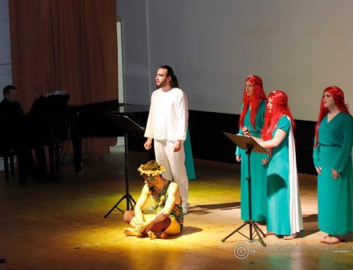 """Σύγχρονο Κορινθιακό Ωδείο: """"Όνειρο Καλοκαιρινής Νύχτας"""""""