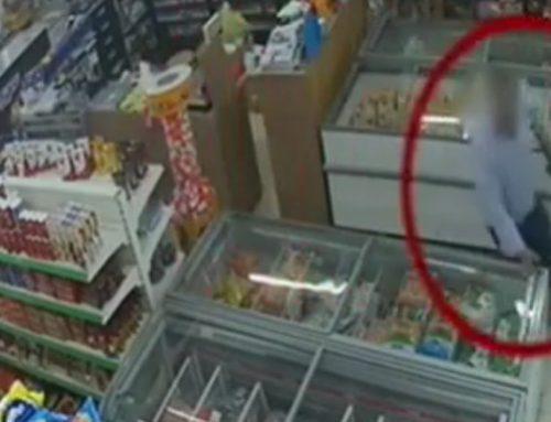 Σοκαριστικό βίντεο από τη δολοφονία σε μίνι μάρκετ στα Χανιά -Ο δράστης κυνηγούσε το θύμα