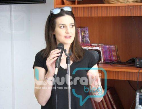 Σωτηρία Κορδαλή: Καταδικάζω τη συμπεριφορά της κ. Πρωτοπαππά και των συνεργατών της