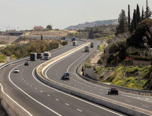 Πλήρης αποκατάσταση της κυκλοφορίας στην Αθηνών – Κορίνθου και στα δύο ρεύματα κυκλοφορίας