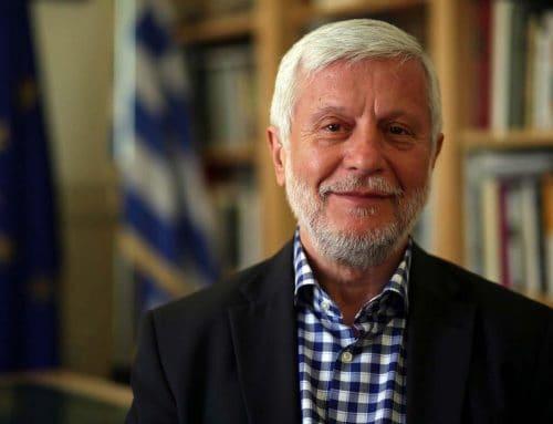 Τη συνεισφορά του Πέτρου Τατούλη στην εμβάθυνση των Ελληνο-Γερμανικών σχέσεων εξάρει ο Υφυπουργός Οικονομικής Συνεργασίας και Ανάπτυξης κ. Νόρμπερτ Μπάρτλε