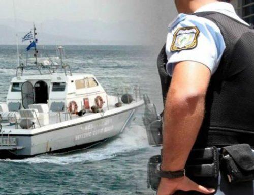 Σκάφος του Πολεμικού Nαυτικού σκόρπισε τρόμο στην παραλία του Κιάτου