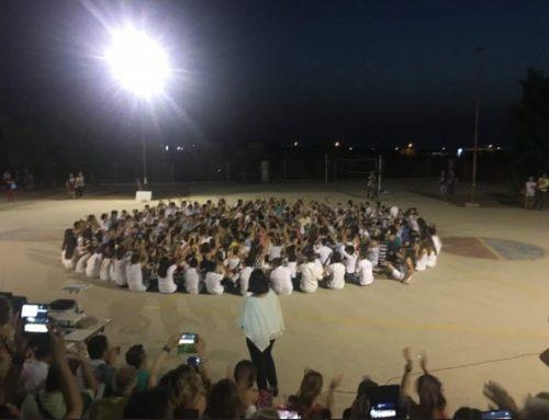 3ο Δημοτικό Σχολείο Λουτρακίου: Αποχαιρετιστήρια εκδήλωση