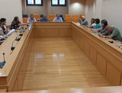 Όρισε ομάδες εργασίας ο Παναγιώτης Νίκας για τον καλύτερο συντονισμό του έργου του