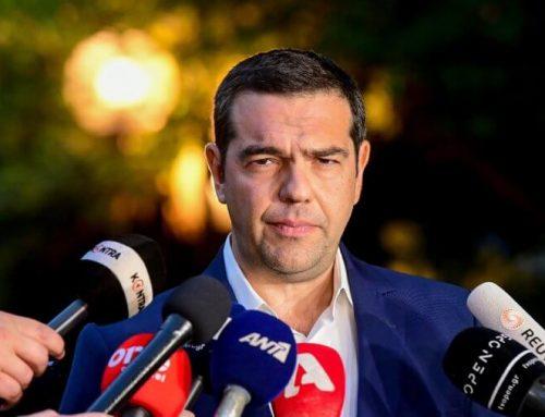 Κρίσιμα τα επόμενα 24ωρα. Το διπλό μήνυμα Τσίπρα σε Έλληνες και Ερντογάν που σφίγγει τον κλοιό στην κυπριακή ΑΟΖ!