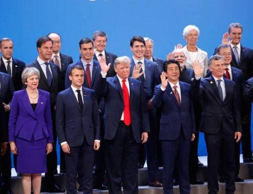 G20 συμφώνησαν για λιγότερα πλαστικά στους ωκεανούς