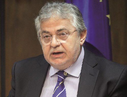 Πέθανε ο πρώην διοικητής του ΙΚΑ Ροβέρτος Σπυρόπουλος