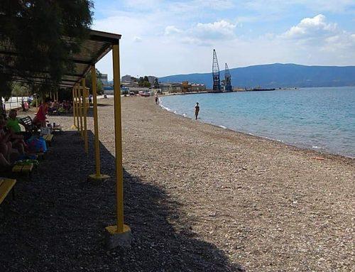 Ευχαριστίες του Οικισμού Νέα Γλυκιά Ζωή Αγίων Θεοδώρων για το έργο στην παραλία (εικόνες)