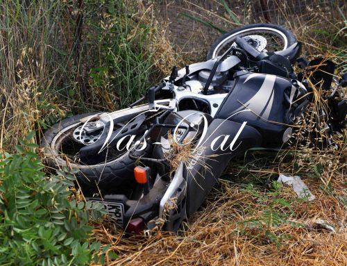 Θανατηφόρο τροχαίο με δύο βαριά τραυματίες στην Κόρινθο