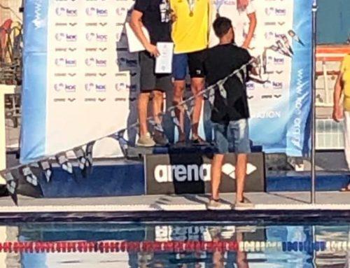 3ος ο έφηβος του Ναυτικού Ομίλου Κορίνθου, Θάνος Διαμαντίδης, στο πανελλήνιο πρωτάθλημα κολύμβησης (φωτο)