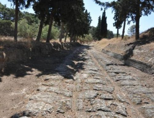 3 εκατ. ευρώ για την Αρχαία Δίολκο με απόφαση Τατούλη
