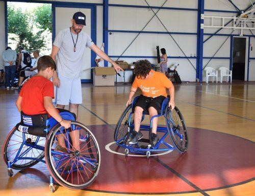 Λουτράκι-Sportcamp: Αθλητισμός για όλους χωρίς διακρίσεις και αποκλεισμούς…(φωτο)