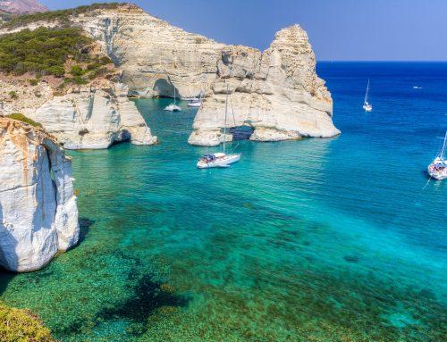 Η Μήλος, το καλύτερο νησί της Ευρώπης – Άλλα τρία ελληνικά νησιά στην 5άδα