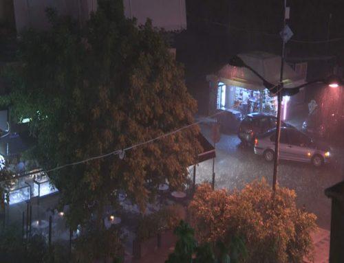 ΤΩΡΑ: Συναγερμός στην Πυροσβεστική Κορίνθου: Φουσκώνει επικίνδυνα το ποτάμι στο Σολωμό – Πλημμύρισε η Λεωφόρος Αθηνών