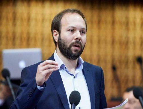 Γ. ΨΥΧΟΓΙΟΣ: Στηρίζουμε στη Βουλή τα δίκαια αιτήματα των εργαζομένων και ιδιοκτητών ταξί.