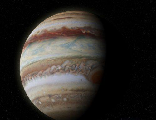 Αυτή είναι η νέα φωτογραφία του πλανήτη Δία από το τηλεσκόπιο Hubble