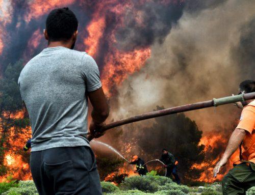 Υποκλινόμαστε στους εθελοντές δασοπυροσβέστες του Δήμου Λουτρακίου-Περαχώρας-Αγίων Θεοδώρων