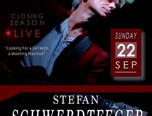 To J&J στο Λουτράκι υποδέχεται τον Stefan Schwerdtfeger στις 22 Σεπτεμβρίου