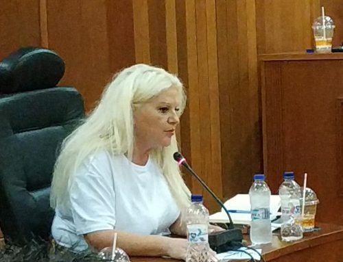 κ. Μαρία Πρωτοπαππά συμφωνείτε με τα γραφόμενα του Κοντού; Οφείλουμε να σας απαντήσουμε