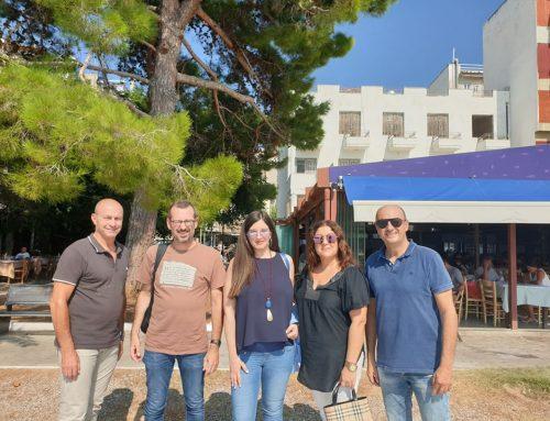 Tουριστικός Οργανισμός Λουτρακίου:Press Trip Βέλγου Δημοσιογράφου για το Θερμαλισμό
